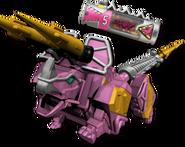 Tricera Zord