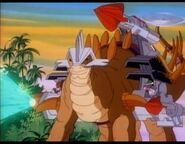 Dino riders Kentrosaurus 2