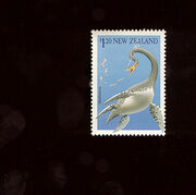 Newzealand 1993 mauisaurus