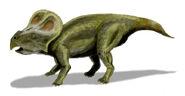 Protoceratops BW