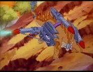 Dino riders Kentrosaurus 1