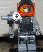 Dr. Cyborg Battle Mode