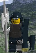DA Agent Fullmetal