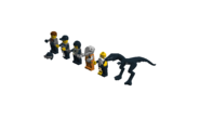 Ogel drilling vehicle