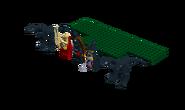 Castle cove outpost battle