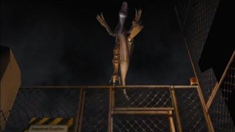 Dino Crisis - Cutscene 12