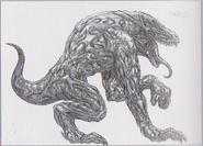 Dino Crisis 3 concept art - Kornephoros 2
