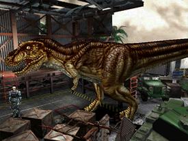 Tyrannosaurus | Dino Crisis Wiki | FANDOM powered by Wikia