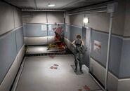 Medical Room Hallway (4)