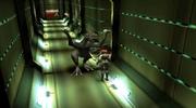 Therizinosaurus Attack