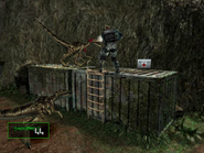 437553-dino-crisis-2-playstation-screenshot-dylan-shooting-dinosaurs