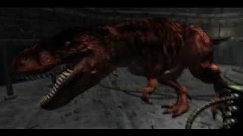 Dino Crisis 2 - The awakening