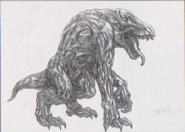 Dino Crisis 3 concept art - Kornephoros 1