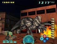 Dino Stalker Triceratops