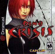 Dino Crisis DC NTSC