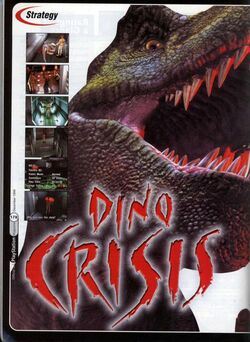 Top Five Dino Crisis Ps1 Wiki - Circus