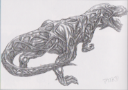 Dino Crisis 3 concept art - Australis 2