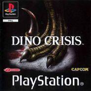 Dino Crisis PS PAL