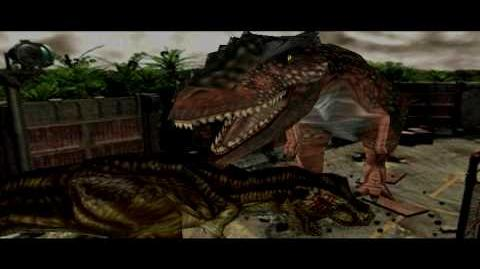 Bigger than T-REX (cutscene)