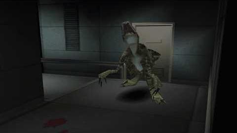 Dino Crisis - Cutscene 23