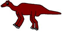 Maiasaura baby