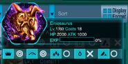 Einiosaurus Info Icon