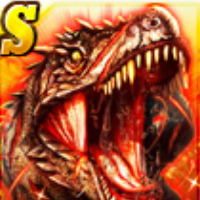 Super Rare T-Rex Icon