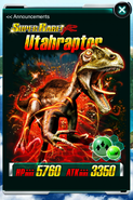 Super Rare Utharaptor