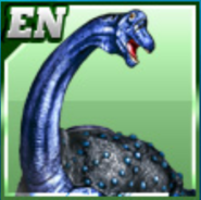 En saltasaurus
