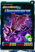 Super Rare Chasmosaurus