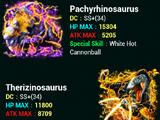 SS Rare Pachyrhinosaurus