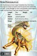 Album Super Rare Brachiosaurus
