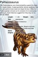 Album DNA Psittacosaurus