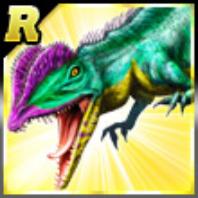 Dilophosaurus R