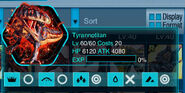 Tyrannotitan Info Icon