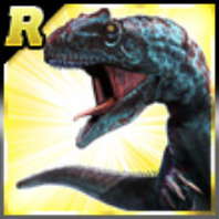 Allosaurus R