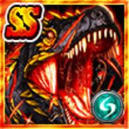 SS Tyrannosaurus Colour Exclusive
