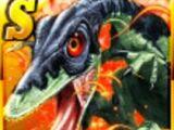 Super Rare Compsognathus