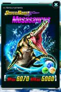 Super Rare Mosasaurus