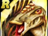 Rare Ouranosaurus