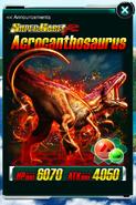 Super Rare Acrocanthosaurus