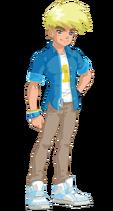 Dinofroz - Tom - Character Profile Image