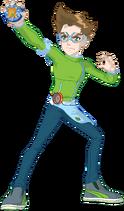 Dinofroz - Eric - Character Profile Image