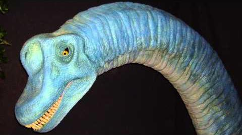 Brachiosaurus Sounds