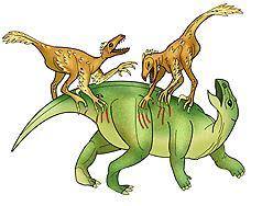 P73variraptors telmatosaurus