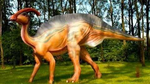 Parasaurolphus Sounds