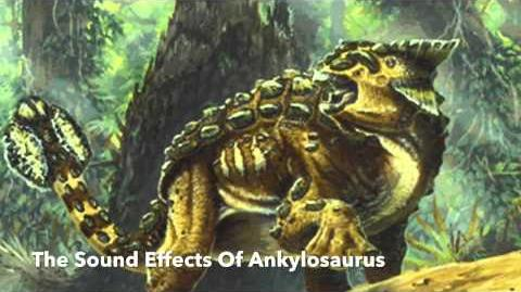 Ankylosaurus Sounds