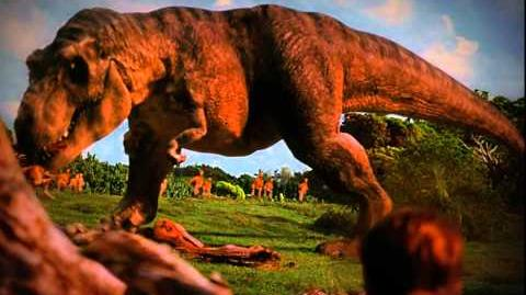 Tyrannosaurus Sounds-0