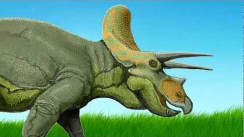 Triceratops Sounds