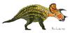 Тріцератопс
